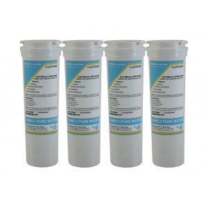 4 x Fisher & Paykel 836848 Compatible Fridge Water Filter 3M