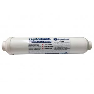 Westinghouse 1450970 Premium In Line Fridge Water Filter USA