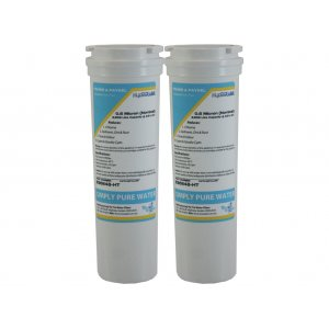 2 x Fisher & Paykel 836848 Compatible Fridge Water Filter 3M