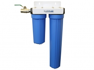 Aqua-Pure AP212 Alternate Twin Whole House Water Filter System