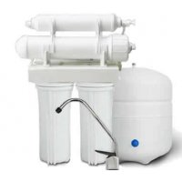 Under Sink USA 4 Stage Reverse Osmosis Filter System RO4000
