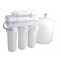 Under Sink USA 5 Stage Reverse Osmosis Filter System RO5000